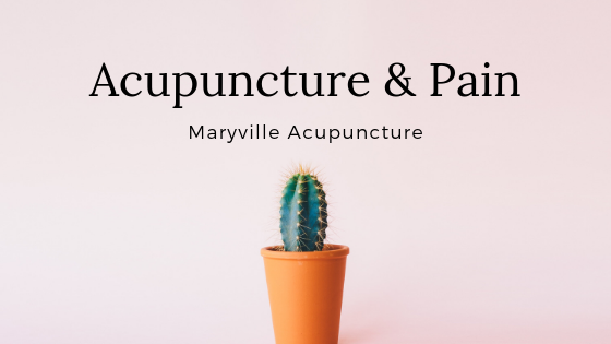 How Does Acupuncture Work For Pain?